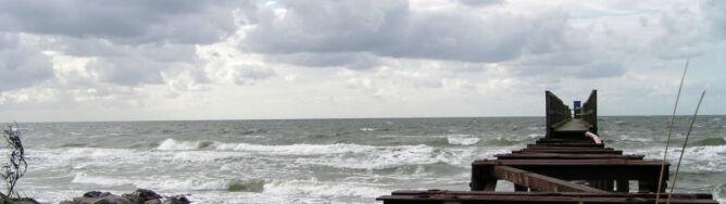 Morze to zły wybór na początek weekendu