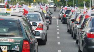 Skromny bilans kontroli. Policja podsumowuje protest taksówkarzy