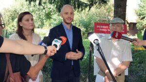 Śpiewak: ocalimy wszystkie ogrody działkowe w Warszawie