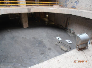 Zlekceważyli wyciek, nieścisłości w dokumentach: eksperci oceniają budowę metra