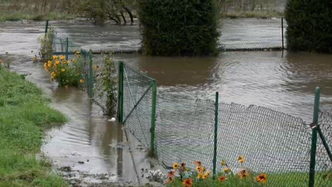 Wypompowywanie wody, usuwanie wiatrołomów. Ponad 5,2 tysiąca interwencji strażaków