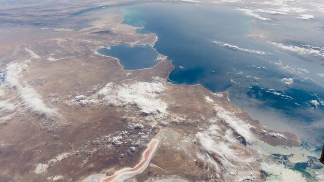 """""""Powierzchnia jezior dramatycznie się zmniejsza"""". To wina zmian klimatu"""
