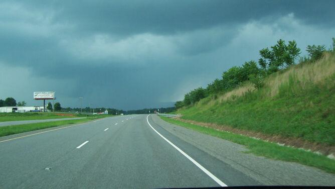 Pogoda nie wszędzie <br />będzie sprzyjać kierowcom