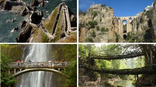 Magiczne mosty świata. Który z nich jest najpiękniejszy?